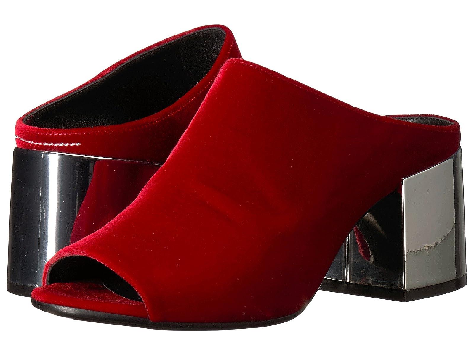 MM6 Maison Margiela Velvet MuleAtmospheric grades have affordable shoes