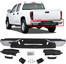 GM1000722 MBI AUTO Lower Front Bumper Cover Valance for 2004-2012 GMC Canyon /& Chevy Colorado w//Fog 04-12 Textured