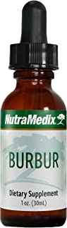 NutraMedix Burbur Detox - Desmodium molliculum Leaf Extract Drops, May Offer Cleansing Support (1 Ounce, 30 Milliliters)