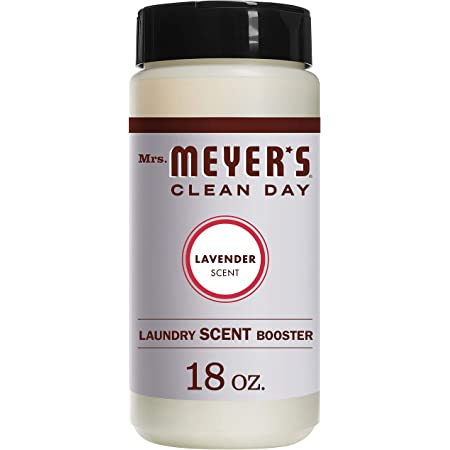 Mrs. Meyer's Clean Day Laundry Scent Booster, Cruelty Free Formula, Lavender Scent, 18 oz