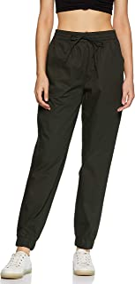 Amazon Brand - Symbol Women's Relaxed Joggers Work Utility Pants