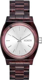 Nixon damski analogowy kwarcowy Smart Watch zegarek na rękę bez paska A1214-200-00