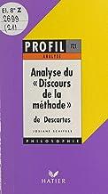 Discours de la méthode, 1637, Descartes (French Edition)