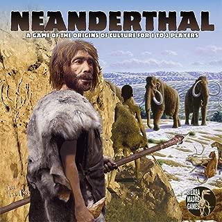 Sierra Madre Neanderthal Board Game