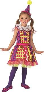 Circus Clown Girls Costume