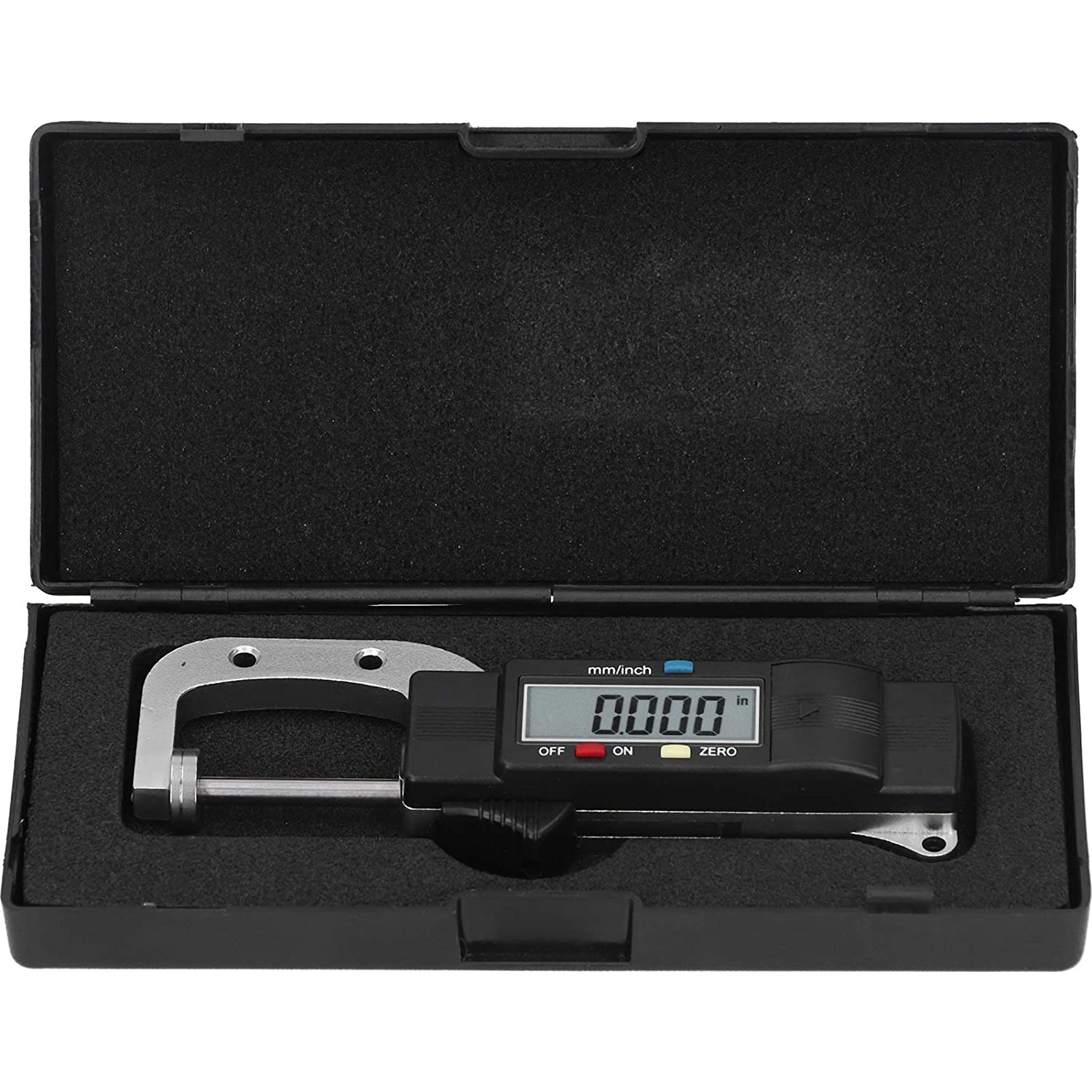 Albuquerque Mall Electronic Micrometer LCD Screen Detroit Mall Gauge Display Ruler
