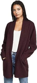 Vince Women's Raglan Sleeve Cashmere Cardigan