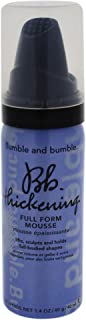 Bumble and Bumble Thickening Full Form Mousse for Unisex Mousse, 1.4 Ounce