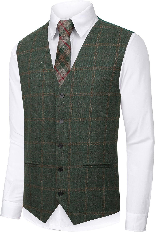 Hanayome Men's Gentleman Top Design Business Casual Waistcoat Quality inspection Lowest price challenge Su