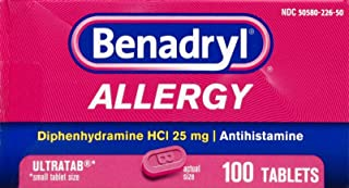 Best benadryl for sale Reviews