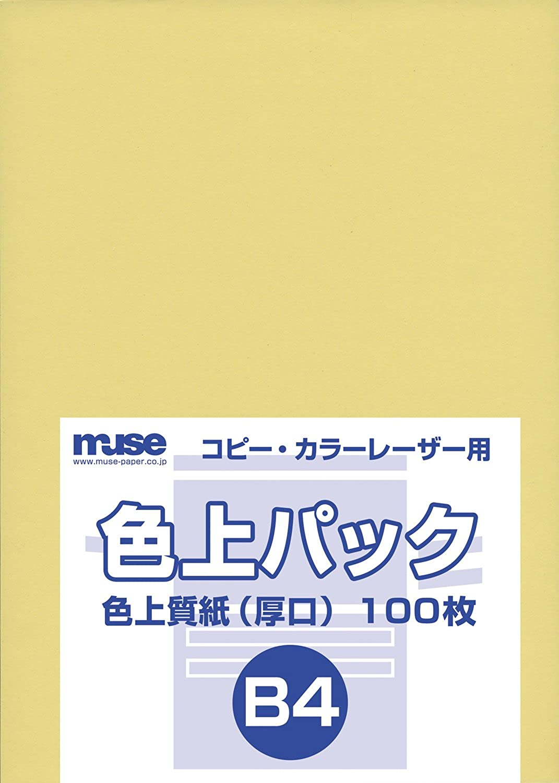 Muse Farbe quality pack B4 standard cream 100 input (japan import) B001G7PC8G  | Um Sowohl Die Qualität Der Zähigkeit Und Härte