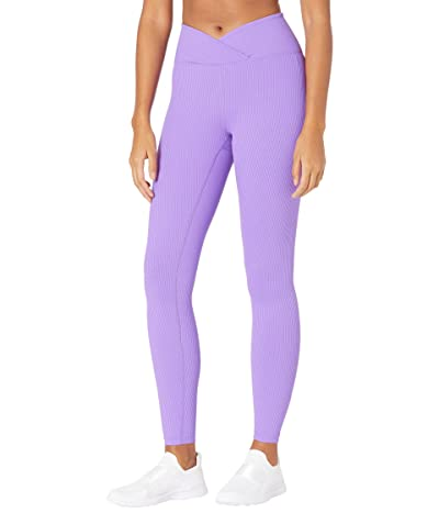 YEAR OF OURS Veronica Rib Leggings (Orchid) Women