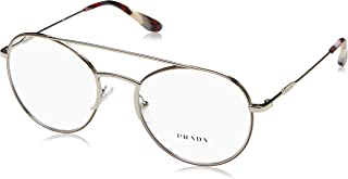 برادا اطار نظارة للجنسين ، معدن - فضي