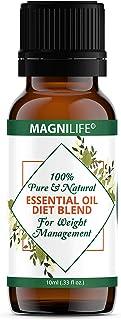 MagniLife Essential Oil Diet Blend 100% Pure & Natural Therapeutic Grade Frankincense (Boswellia Serrata), ...