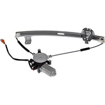 Amazon Com Dorman 751 159 Front Passenger Side Power Window Regulator And Motor Assembly For Select Acura Models Automotive