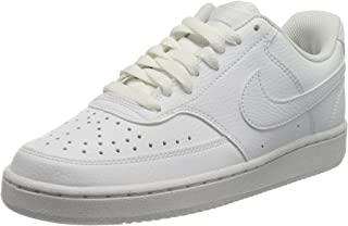 Nike W Court Vision Lo Be Sneaker Weiss