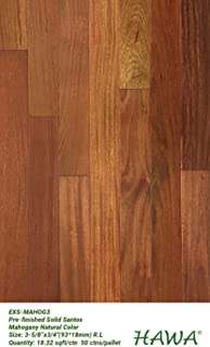 Best santos mahogany wood flooring Reviews