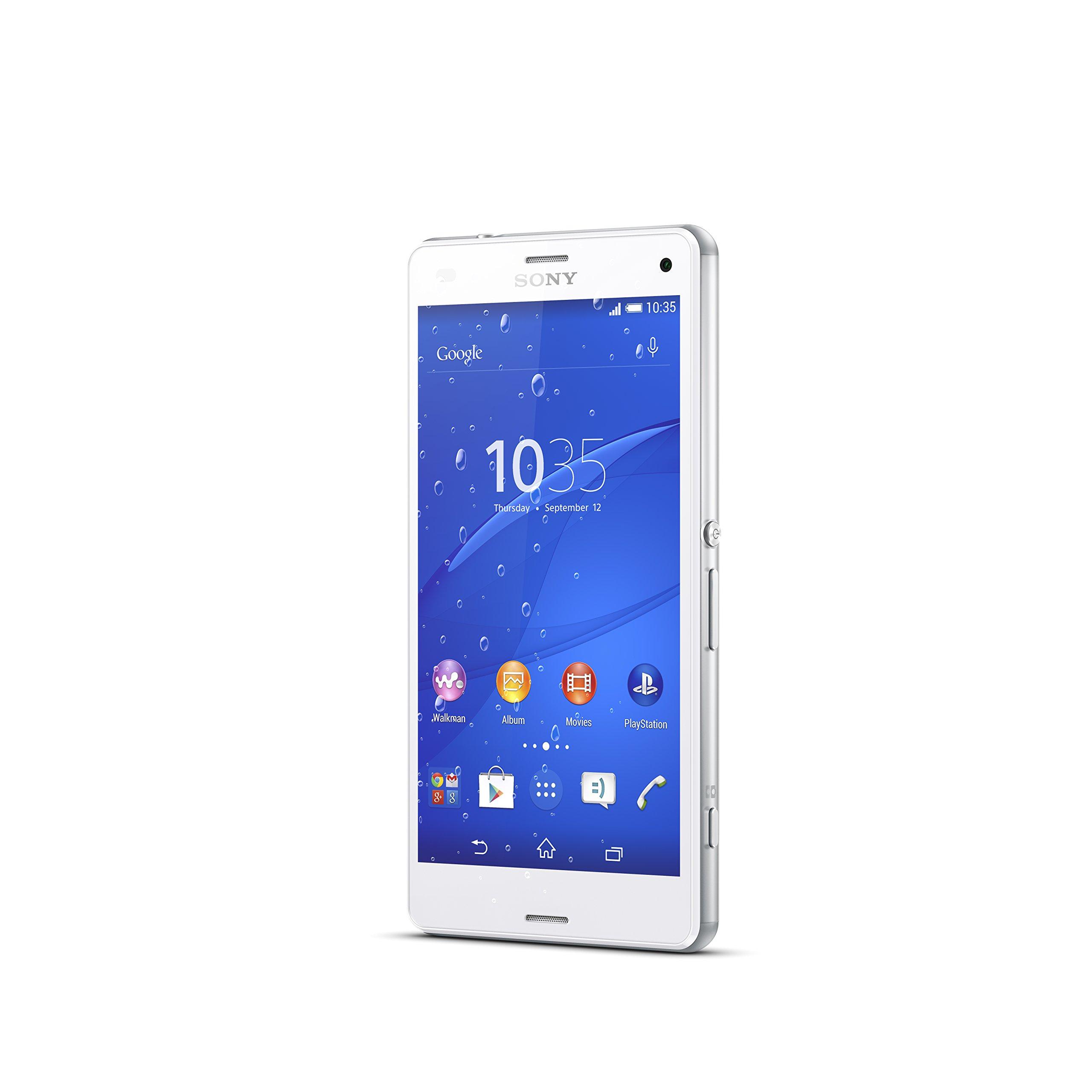 Sony Xperia Z3 Compact - Smartphone libre Android (pantalla 4.6 ...