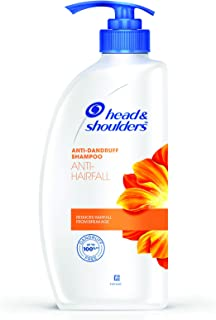 Head & Shoulders , Anti Dandruff Shampoo, Anti Hairfall, 650 ML