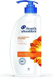 Head & Shoulders Anti Hairfall Shampoo, 650ml/675ml (weight may vary)