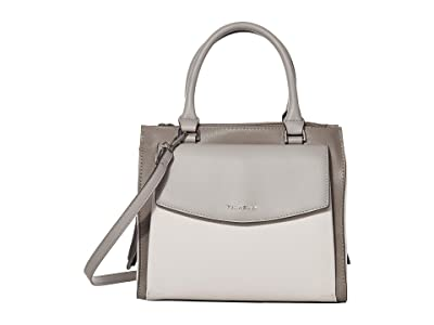 Fiorelli Mia Satchel (Grey Mix) Handbags