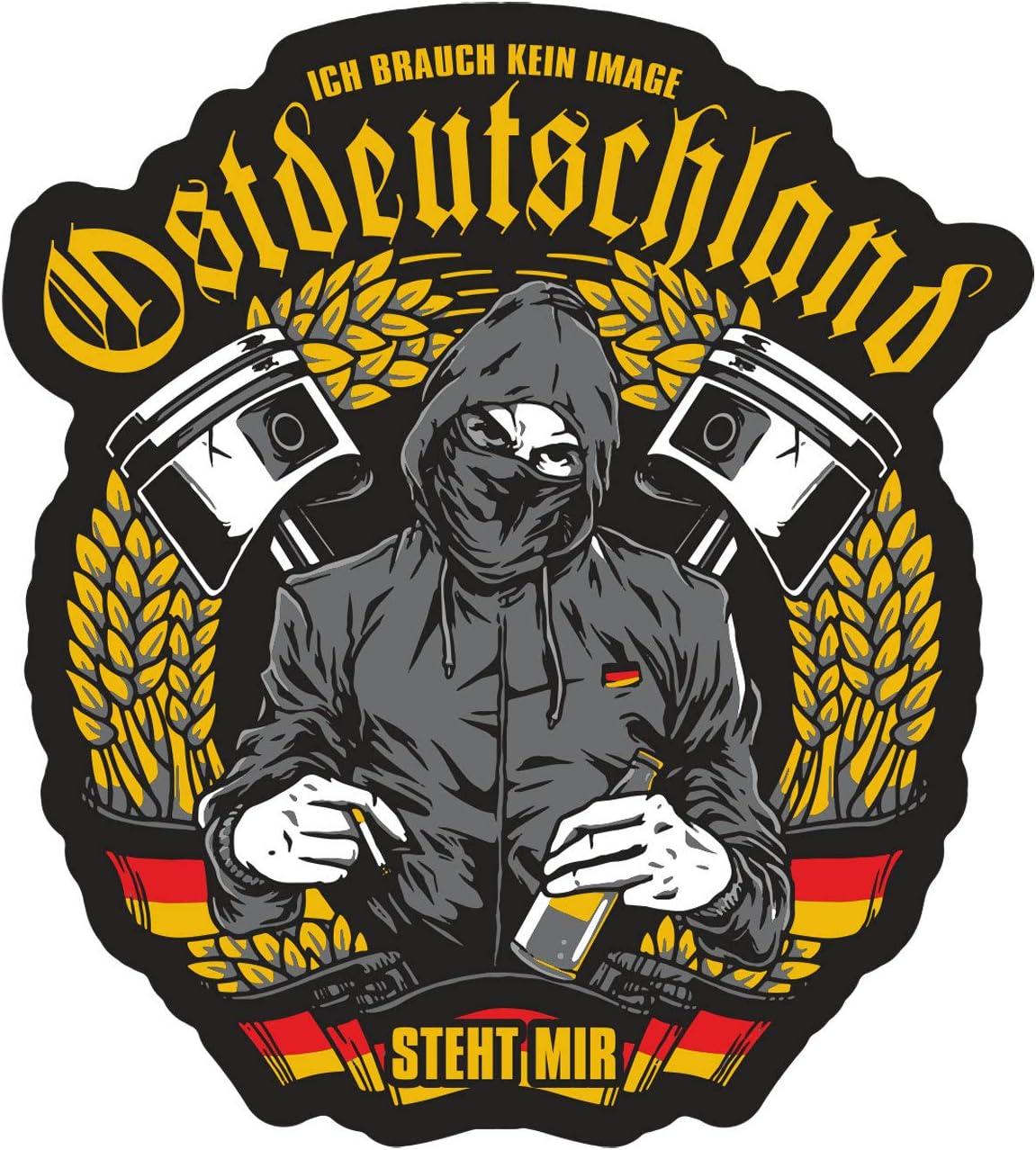 Aufkleber Wetterfest Ostdeutschland Steht Mir 11 Cm Oder 40 Cm Osten Ddr Moped Auto