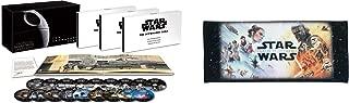【Amazon.co.jp限定】スター・ウォーズ スカイウォーカー・サーガ 4K UHD コンプリートBOX(丸眞コラボレーション企画 オリジナルフェイスタオル付き) [4K ULTRA HD+ブルーレイ] [Blu-ray]