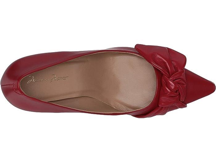 Bomba De Dedo Puntera Arco Massimo Mteo Red Heels
