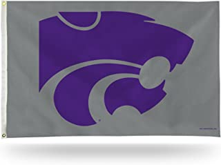 NCAA 3-Foot by 5-Foot Single Sided Banner Flag with Grommets