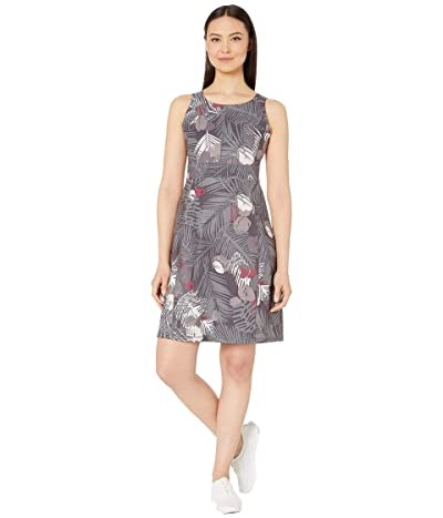 Royal Robbins Jammer Knit Dress (Asphalt Print) Women