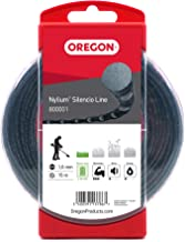 Oregon 800001 Nylium® Silencio Strimmer Line, 1.6mm, 15m Blister Pack