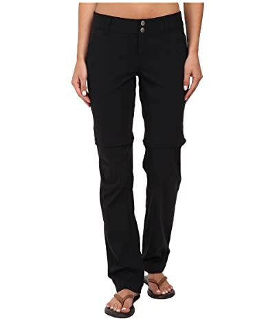 Columbia Saturday Trailtm II Convertible Pant (Black) Women
