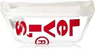 Levi's Polypropylene 4 cms Transparent Messenger Bag (38007-0038)