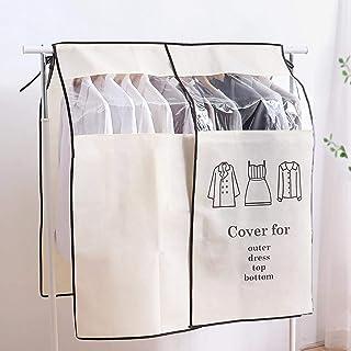 Seasaleshop2 Housses de Vêtements, 90 x 110cm Couverture Lavable Anti-Poussière Vêtements Housse Protègen, Housse de Prote...