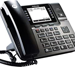 Motorola ML1002D ML1002D Desk Phone Base Station with Digital Receptionist and Digital Answering System photo