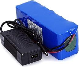 Elektrische Fietsbatterij 36V 10Ah Elektrische Fietsaccu Met Oplader Waterdichte PVC-Lithium Elektrische Fietsaccu Voor 25...