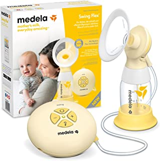 Breast Pump Swing Flex from Medela, Single Electric Breastpump