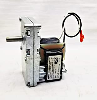 Replacement Harman 4RPM Clockwise Auger Motor 3-20-60906 AMP-CW4 - Free Shipping!!