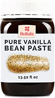 Vanilla Bean Paste for Baking – Heilala Vanilla, the Choice of the Worlds Best Chefs & Bakers, Using Sustainable, Ethically Sourced Vanilla, Multi-Award Winning, Hand-Picked from Polynesia, 13.52 oz