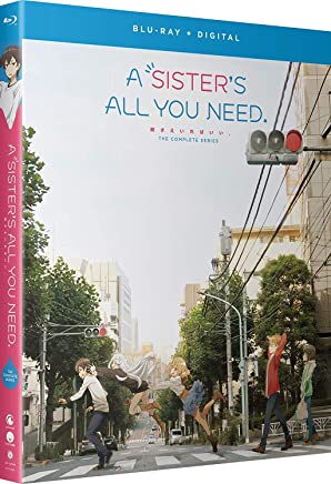 A Sister's All You Need Blu-Ray(妹さえいればいい。 全12話)