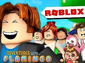 Clip: Roblox Adventures with Flamingo
