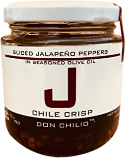 Chile Crisp New Milder-hot Condiment Fried Chili Topping Jalapeno