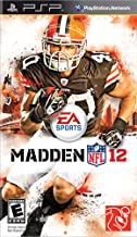 Madden NFL 12 - Sony PSP