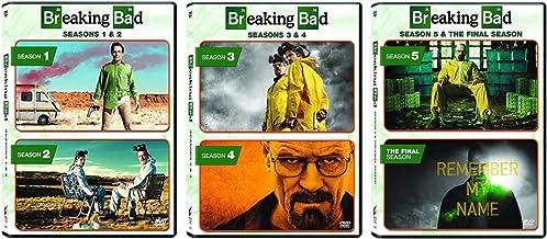 Breaking Bad: Complete Series Seasons 1 - 6