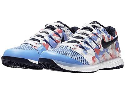 Nike Air Zoom Vapor X (Royal Pulse/Obsidian/White/Sunblush) Women