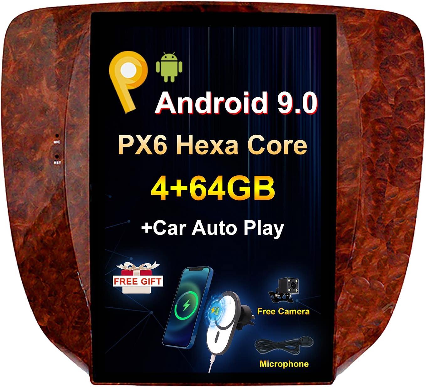 KSPIV 12.1''Android Car Store Max 48% OFF Stereo Radio GMC Tah Chevrolet Yukon for