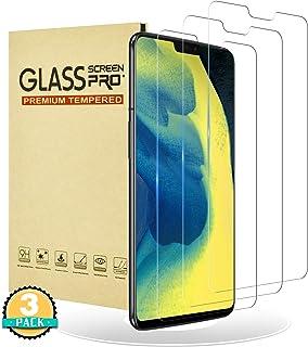 RIIMUHIR Protector de Pantalla para OnePlus 6,[3 Unidades] Vidrio Templado para OnePlus 6,9H Dureza,CristalTemplado,Alta Definición,Compatible con 3D Touch Película