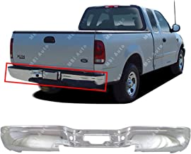 MBI AUTO - Chrome, Steel Bumper Face Bar Shell for 1997-2003 Ford F150 Pickup 97-03 & 1997-2007 Ford Super Duty Pickup 97-07, FO1102304