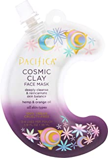 Pacifica Night Mud Booster Face Mask, 1.18 Fl Ounce