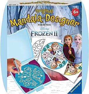 Ravensburger – Mandala – Mini – Disney La Reine des Neiges 2 – Loisir créatif – Dessin – Enfant dès 6 ans – 29025
